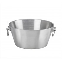 Joanne's Exclusives   Kraftware Insulated Stainless Party Tub $175.00