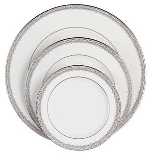 Lace Couture Bread and Butter Plate collection with 1 products