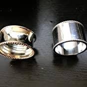 $8.95 Pearl Bead Napkin Ring