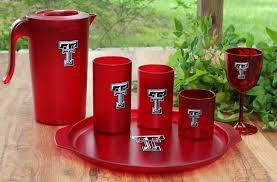 $28.50 Texas Tech 20 oz set of 4