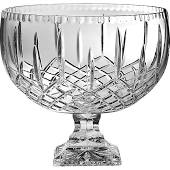 $250.00 Crystal Punch Bowl