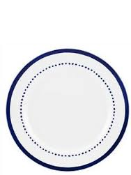 Kate Spade   Charlotte Street West Dinner Plate $22.00