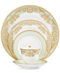 Rococo Leaf 5-pc place setting collection with 1 products