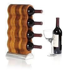 Nambe   Curvo Wine Rack $175.00