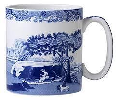 $24.99 Spode Blue Italian Large Mug