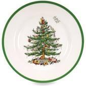 Joanne's Exclusives   Spode Christmas Tree Dinner Plate $34.00