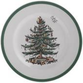 Joanne's Exclusives   Spode Christmas Tree Salad Plate $26.00