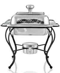 Joanne's Exclusives   Star Home 2 qt Stainless Chafing Dish $265.00