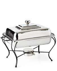$315.00 Star Home 4QT Stainless Steel Chafing Dish