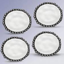 Lenox   Lenox Organics Metal Coasters $34.00