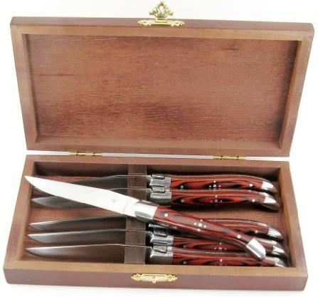 Laguiole   Steak Knives $155.00