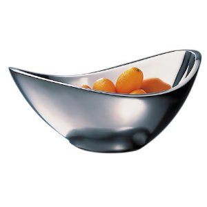Nambe   small butterfly bowl  $125.00