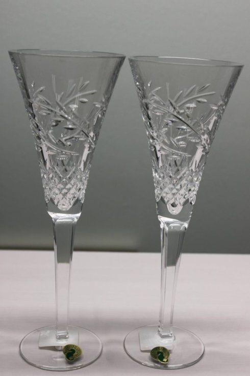 Joanne\'s Exclusives   Waterford Celebration Success Flutes $135.00