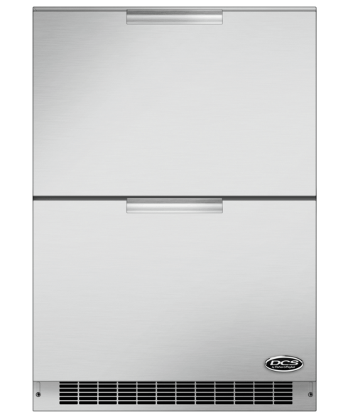 """$3,799.00 24"""" DOUBLE REFRIGERATOR  DRAWERS"""