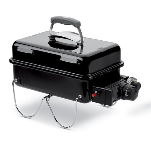 $59.99 GAS GO-ANYWHERE GRILL, BLACK
