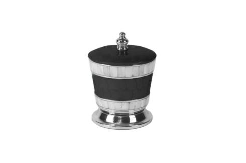 "$60.00 Classic 5.5"" Covered Canister Caviar"
