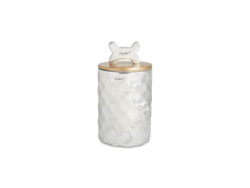 $145.00 Dog Treat Canister Toffee