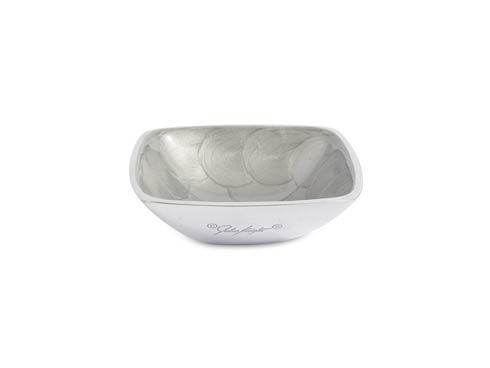 """$25.00 Classic 4"""" Petite Bowl Platinum"""