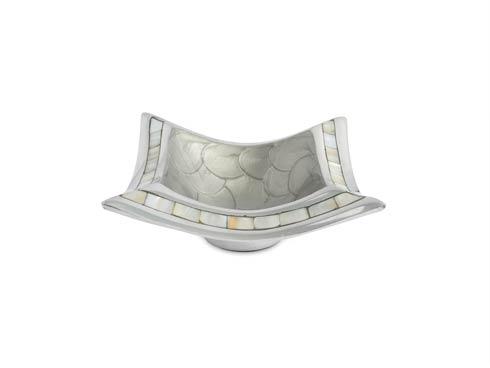 "$75.00 Classic 6.5"" Pagoda Bowl Platinum"