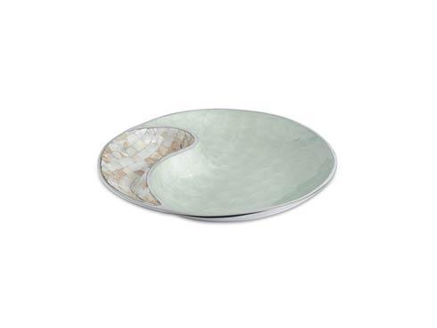 """$150.00 Classic 13"""" Yin Yang Bowl Hydrangea"""