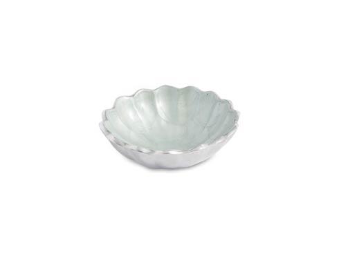 "$25.00 Peony 4"" Petite Bowl Hydrangea"