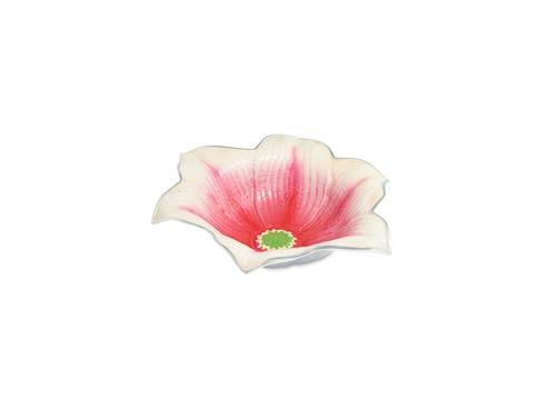 """$235.00 Lily 15"""" Bowl Watercolor Stargazer"""
