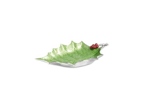 "$175.00 Holly Sprig 17"" Bowl Mojito"