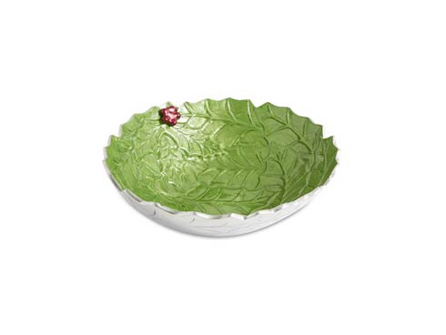 "$99.00 Holly Sprig 12"" Bowl Mojito"