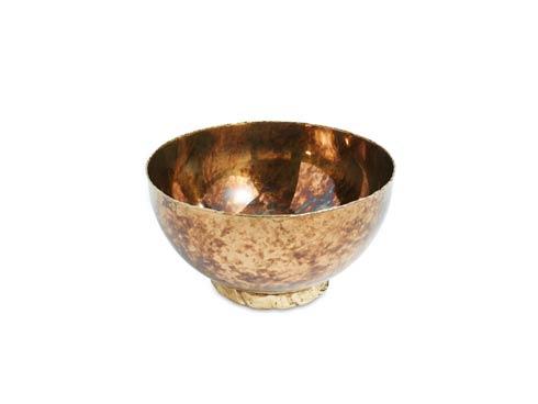 "$135.00 Sierra 8"" Bowl Rainbow Bronze"