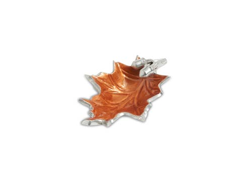"$40.00 Oak Leaf 6"" Petite Bowl Spice"