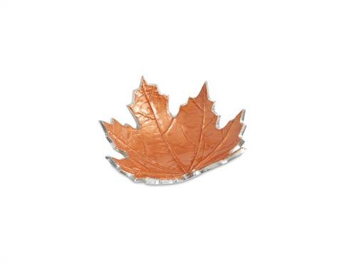 "$45.00 Maple Leaf 6"" Petite Bowl Spice"