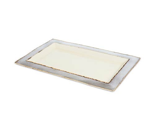"$125.00 Cascade 12"" Vanity Tray Cloud"