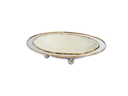 "$55.00 Cascade 6"" Soap Dish Cloud"