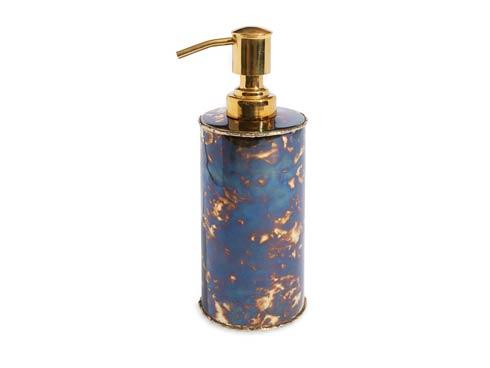 "$60.00 Cascade 7.5"" Soap/Lotion Dispenser Rainbow Bronze"