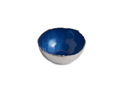 "Julia Knight  Cascade Cascade 4"" Bowl Cobalt $35.00"