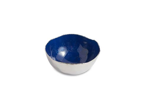 """$65.00 Cascade 6"""" Bowl Cobalt"""