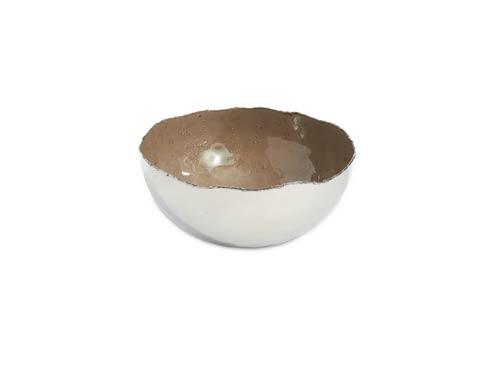 """Cascade 10"""" Bowl Mink"""