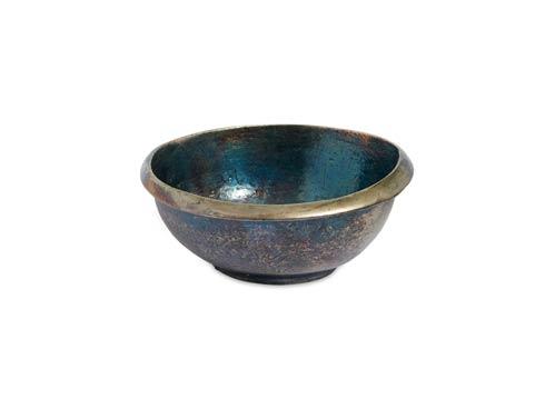 "$40.00 Eclipse 4"" Bowl Steel Blue"