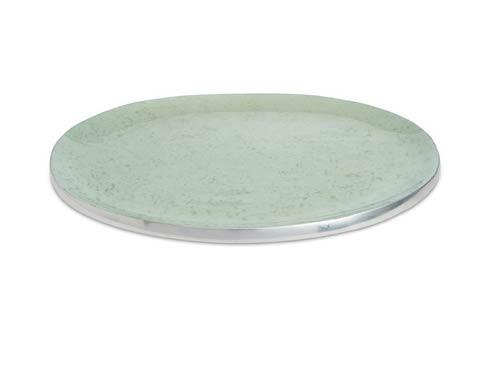 "Julia Knight Eclipse Platter Eclipse 15"" Platter Surf $145.00"