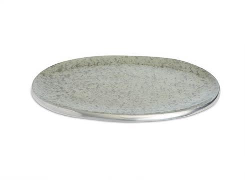 "Julia Knight Eclipse Platter Eclipse 15"" Platter Mist $145.00"