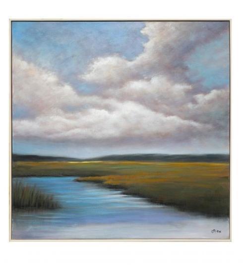 Jeffrey Bannon Exclusives   Coastal Pathways Giclee\' $395.00
