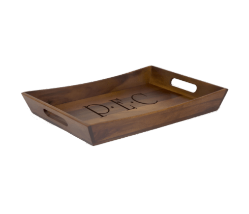 Jeffrey Bannon Exclusives   Personalized Acadia Tray $89.00