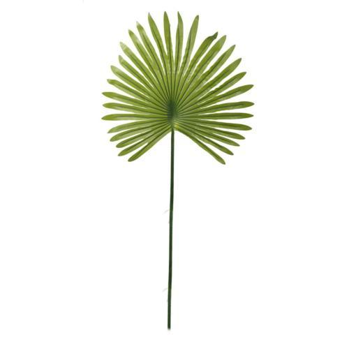 $28.00 Faux Fan Palm Stem