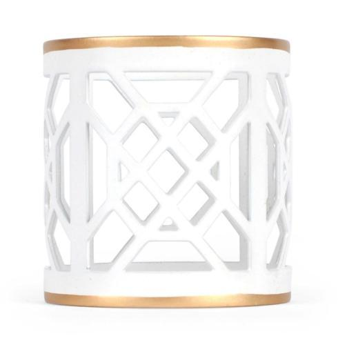 $17.50 Fretwork Napkin Ring