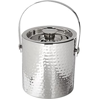 $50.00 Hammered Ice Bucket