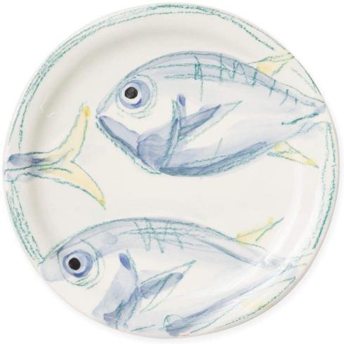 $46.00 Pescatore salad plate