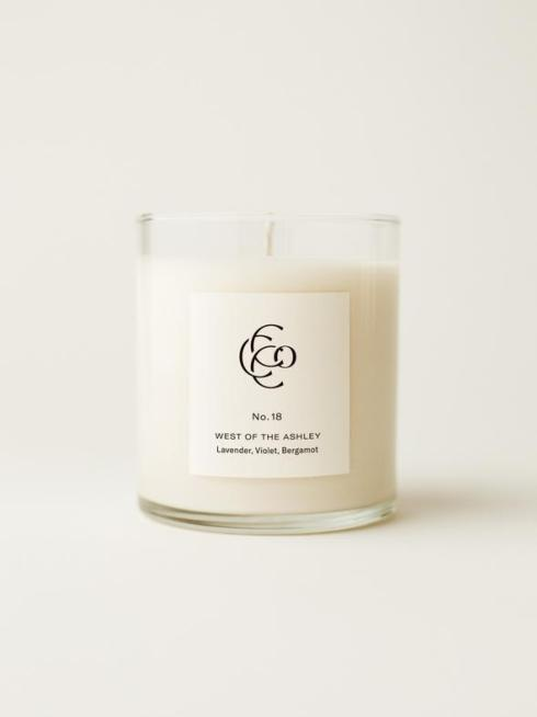 Jeffrey Bannon Exclusives   Charleston Candle Co.  West of the Ashley $26.50