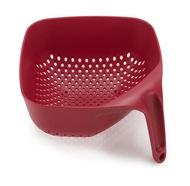 Joseph Joseph  Food Preparation Square Colander - Red (SS17 Update) $10.00