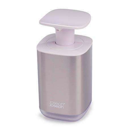 $15.00 Presto Steel Soap Dispenser - White