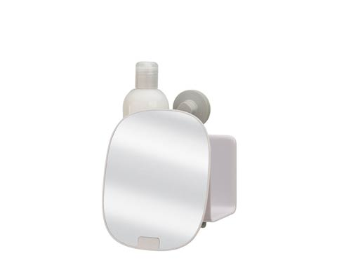 $20.00 EasyStore Compact Shower Caddy - White